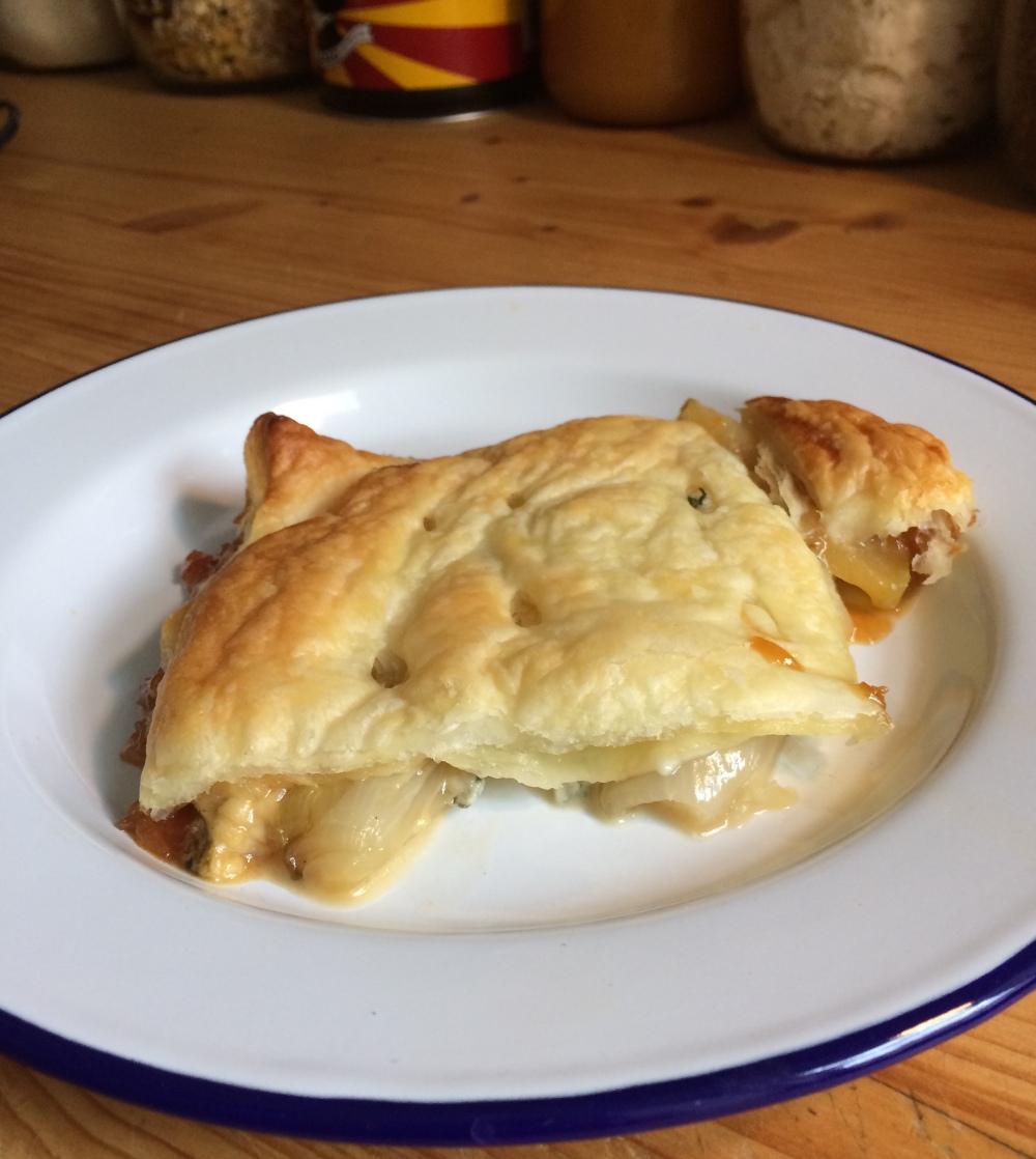 Chicory tarte 4
