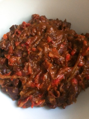 Refried beans 1
