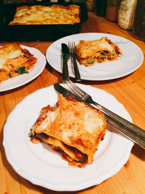 Weekend lasagne 2